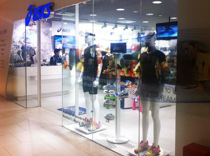 asics boutique singapore