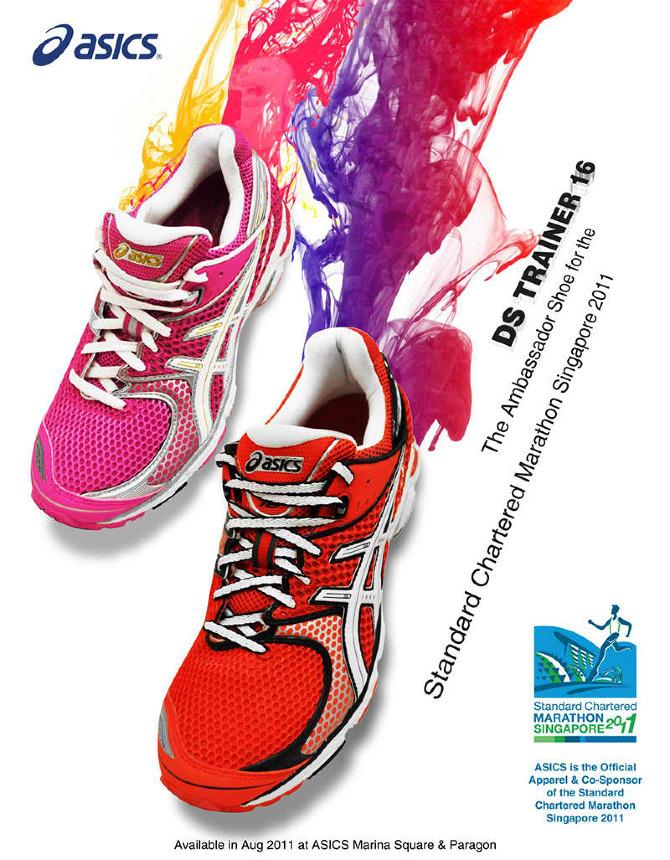 Marathon Poster Ideas Marathon Singapore 2011