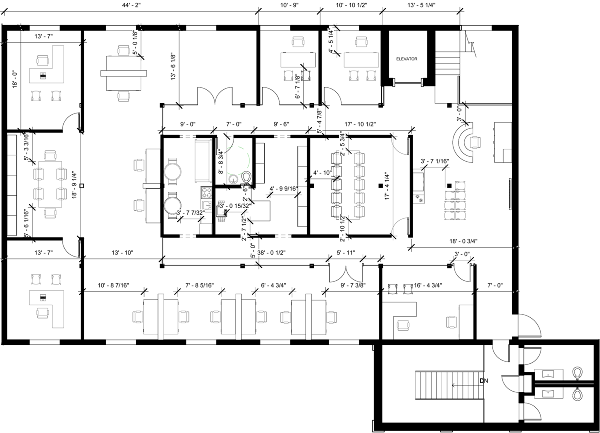 interior design office layout office plan d model open plan office