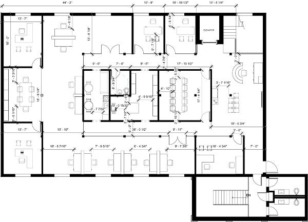 interior design office layout office plan d model open plan office
