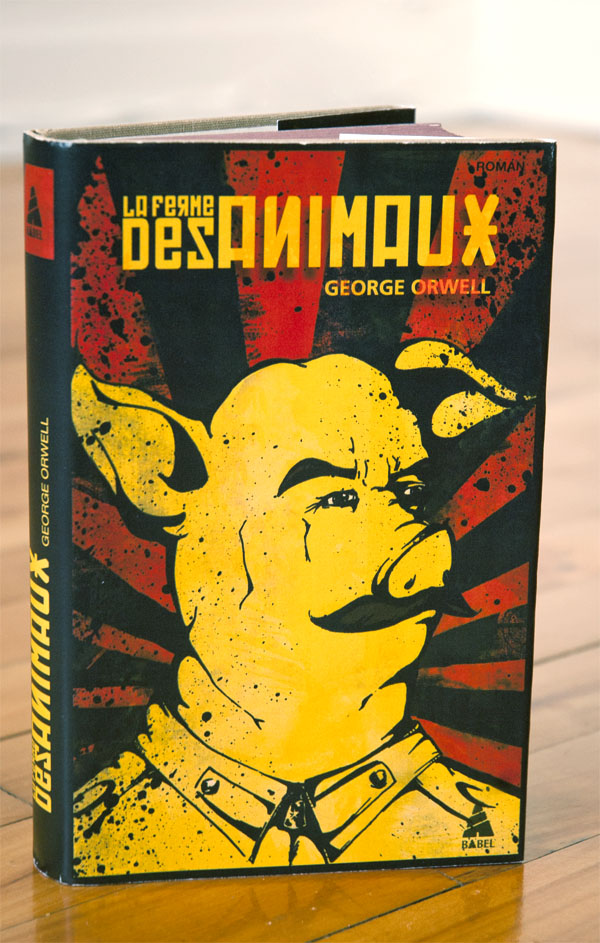 a comparison of animal farm by george orwell to the russian revolution Animal farm is george orwell's satire on equality, where all barnyard animals live free from their human masters' tyranny one of orwell's goals in writing animal farm was to portray the russian (or bolshevik) revolution of 1917 as one that resulted in a government more oppressive, totalitarian.